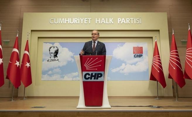 CHP Sözcüsü Öztrak: Veriler yangının giderek büyüdüğünü gösteriyor