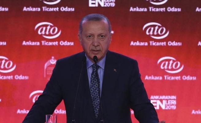 Cumhurbaşkanı Erdoğan: Yapılan iş şaibeli hale gelen bir seçimin yenilenmesidir