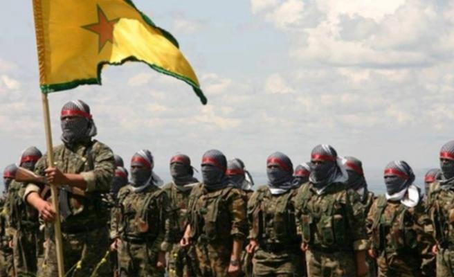 YPG/PKK'dan Arap halka gözdağı