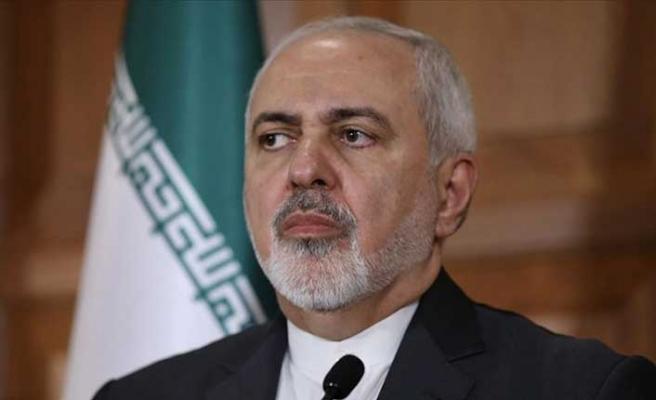 İran'da Zarif'in ABD senatörüyle görüşmesine tepki