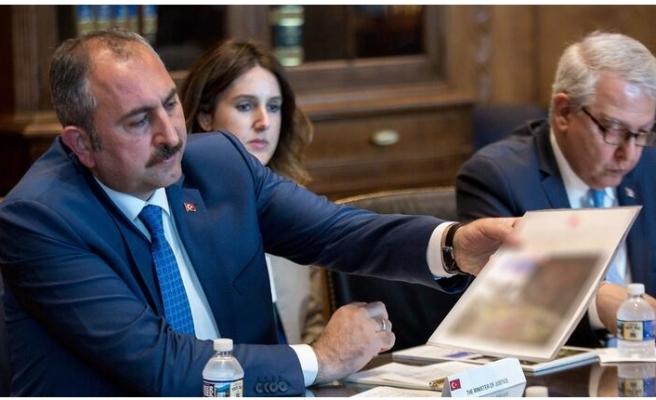 Bakan Gül: FETÖ elebaşıyla ilgili yeni belgeler ABD'ye verildi