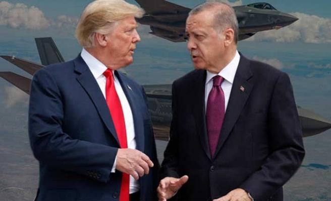 ABD'den Erdoğan-Trump zirvesi öncesi ilk somut F-35 yasağı