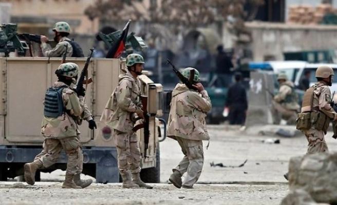 Afganistan'da bayram namazı çıkışında saldırı!