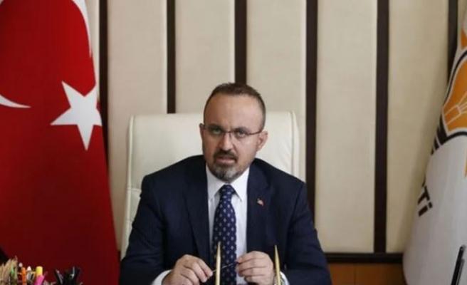 AK Parti Grup Başkan Vekili Turan: Biz kanunumuzun arkasındayız