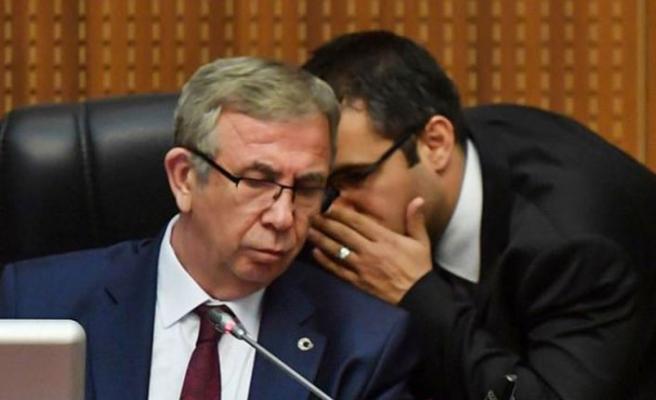 Ankara'da koltuklar paylaşılamayınca ortalık karıştı