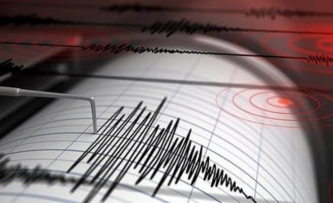 Akdeniz'de orta şiddette deprem korkuttu