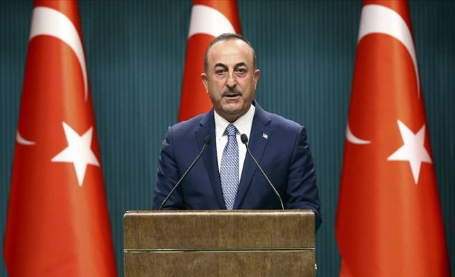 Bakan Çavuşoğlu'ndan S-400 açıklaması: Dayatmaları kabul etmemiz mümkün değil