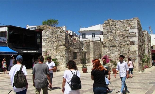 Bodrum'da Aya Nikola Kilisesi restore edilecek