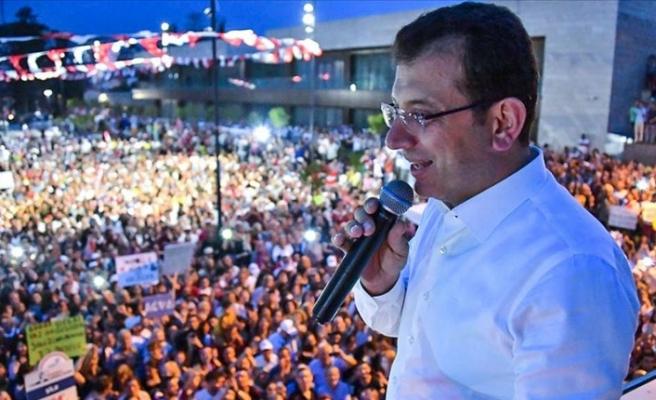CHP İBB Başkan Adayı İmamoğlu: Bu şehre hak, hukuk, adalet duygularını getireceğiz