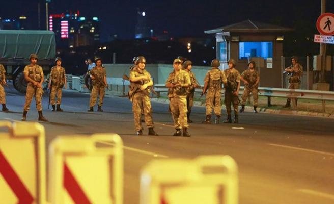 Darbeci askerler ihanet girişimini 'Her şey güzel olacak' mesajıyla kutlamış
