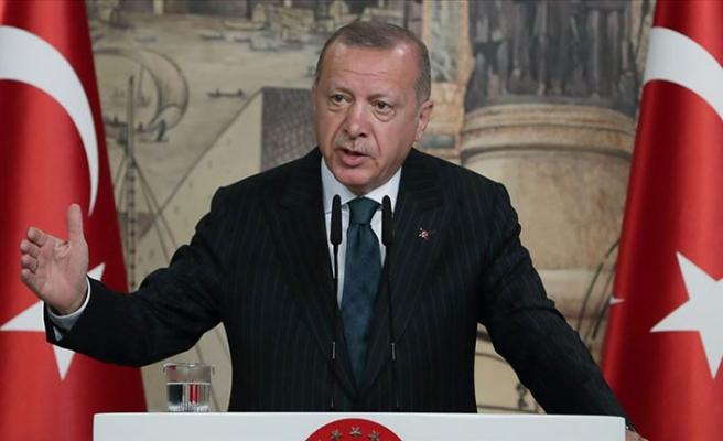 Erdoğan'dan son dakika S-400, F-35 ve 23 Haziran açıklamaları