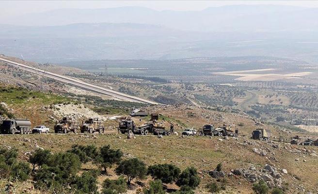 İdlib'de TSK gözlem noktasına havan toplu saldırı!