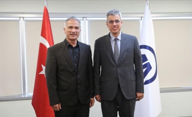 İstanbul İl Sağlık Müdürü Memişoğlu'ndan AA'ya ziyaret