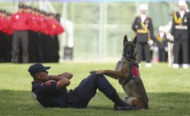 Jandarma Genel Komutanlığının 180. kuruluş yıl dönümü kutlandı