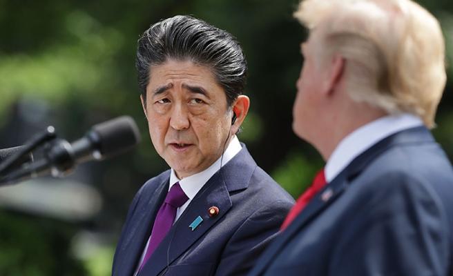 Japonya Başbakanı gerilimi azaltmak için devreye girebilir