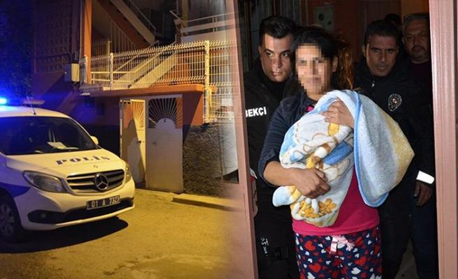 Kızını öldüren anne kendini oğluyla savundu