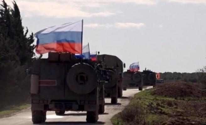 Kritik bölgede flaş gelişme! Rus askerleri çekildi