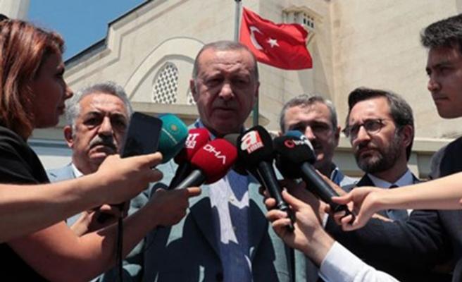 Erdoğan'ın programında 23 Haziran'daki İstanbul seçimi için miting yok!