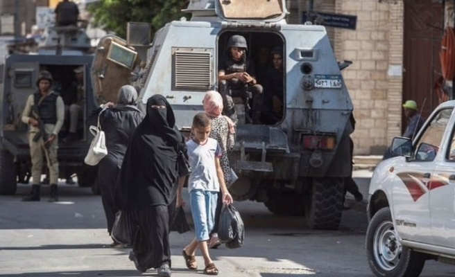 Mısır'da kontrol noktasına saldırı: Sekiz polis hayatını kaybetti