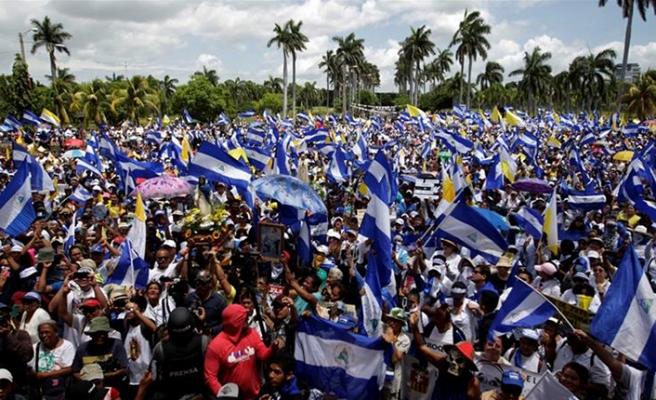 Rusya, ABD, Küba ve Venezuela askerinin Nikaragua'ya girişine onay