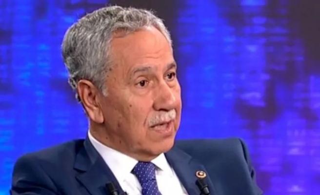 TBMM Eski Başkanı Bülent Arınç'tan özel açıklamalar