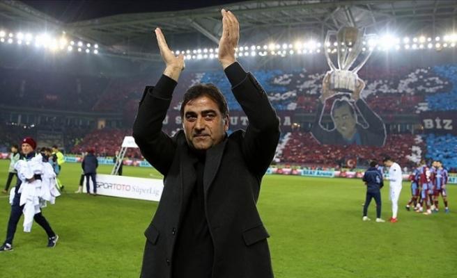 Trabzonspor'da Ünal Karaman'ın sözleşmesi uzatıldı