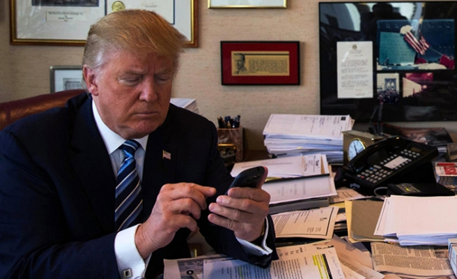 Trump'tan tarihi bir gaf daha