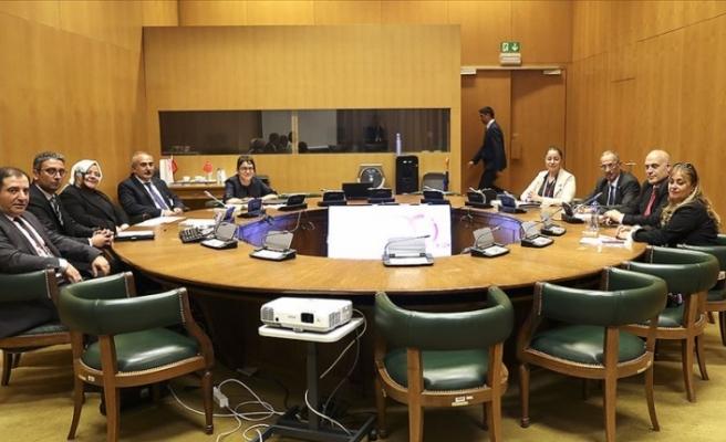 Aile, Çalışma ve Sosyal Hizmetler Bakanı Selçuk: Türkiye Filistin'e teknik desteğe hazır