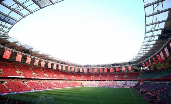 Türkiye-Fransa maçının ilk 11'leri belli oldu