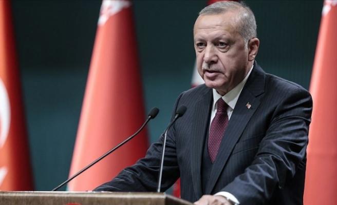 Cumhurbaşkanı Erdoğan: Türkiye S400'leri alacaktır demiyorum, almıştır