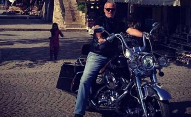 Ünlü turizmci Cem Kınay motosiklet kazası geçirdi! Şu an yoğun bakımda!