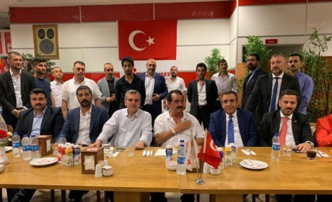 İbrahim Tatlıses'ten İstanbul seçimleri için Binali Yıldırım'a destek çağrısı
