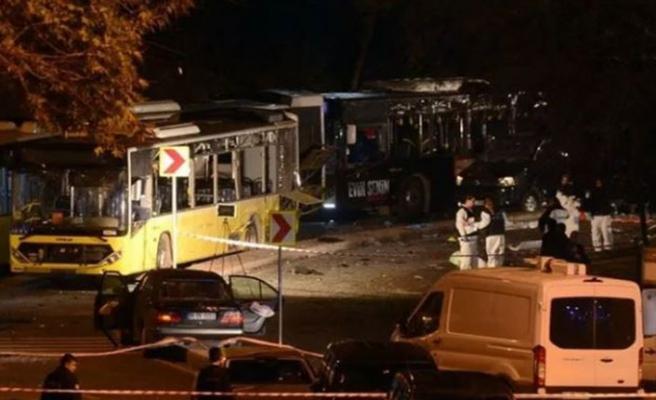 Vodafone Park'taki terör saldırısının faili Mesut Bakar yakalandı