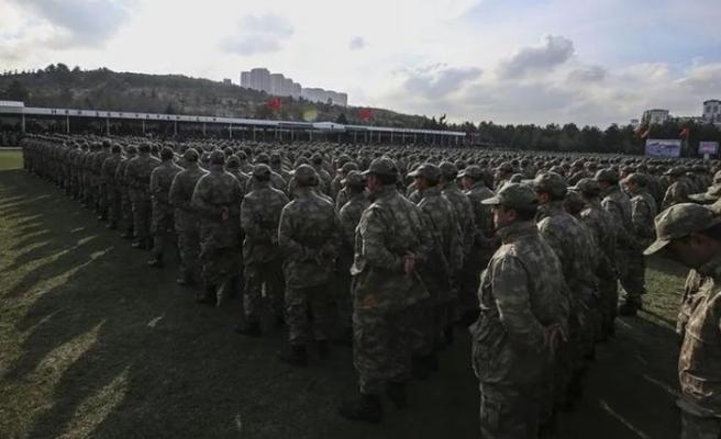 Yeni askerlikte revizyon sinyali