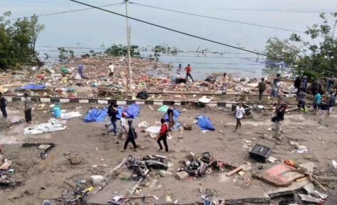 Asya yine sallandı: 7.3 büyüklüğünde deprem!