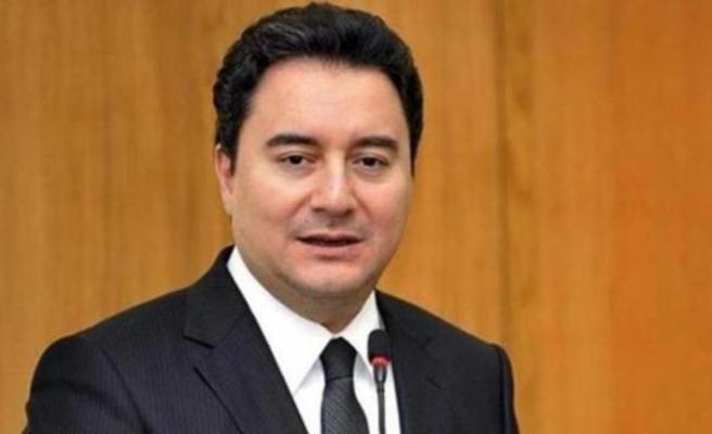 Başsavcılıktan son dakika Ali Babacan kararı