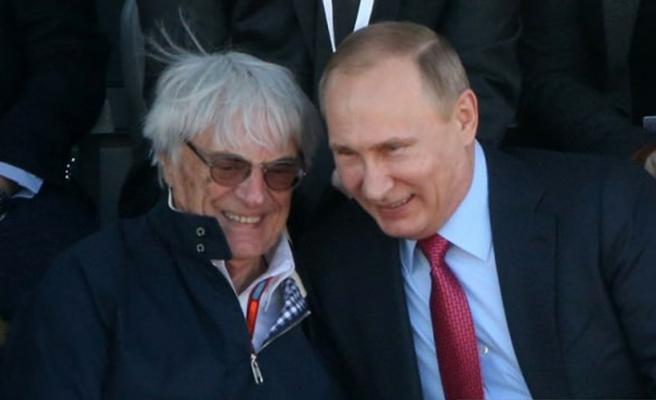 'Biri Putin'e silah çekerse önüne atlarım!'