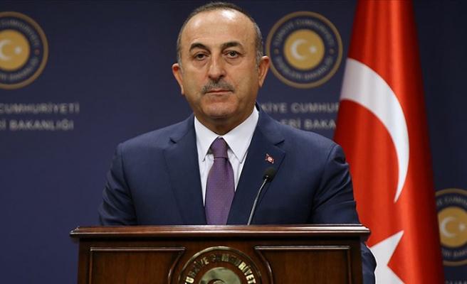 Çavuşoğlu canlı yayında AB'ye resti çekti! 'Ters teper'