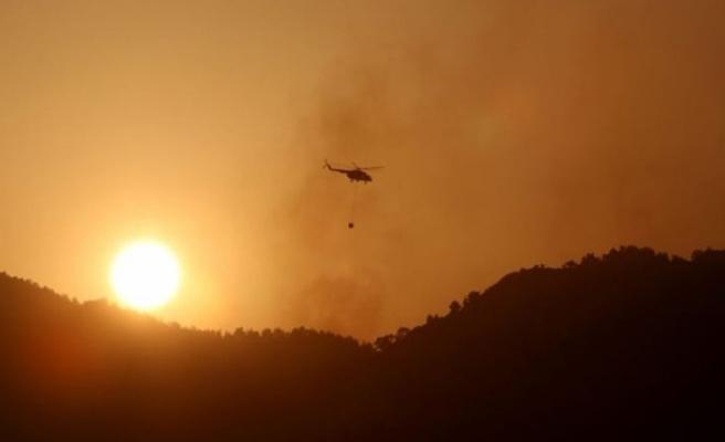 Yangın Dalaman'da başladı Fethiye'ye sıçradı!