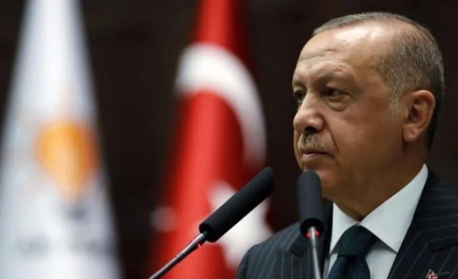 Erdoğan'dan Davutoğlu ve Babacan'a sert sözler