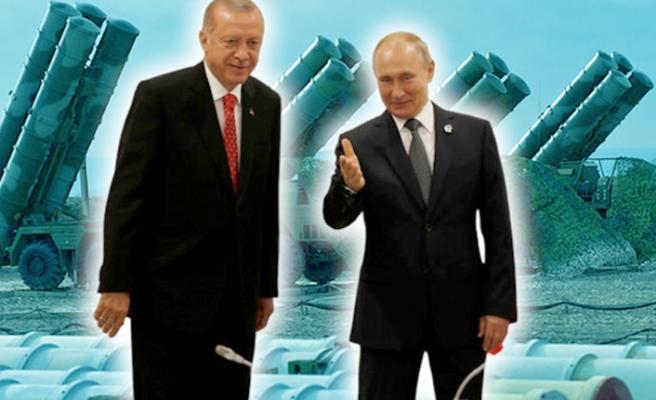 Erdoğan'ın açıklaması sonrası Rusya'dan son dakika S-400 çıkışı