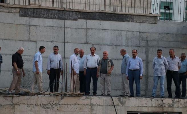 HDP'li belediyenin cami yapımını durduracak imar planı değişikliğine tepki sürüyor