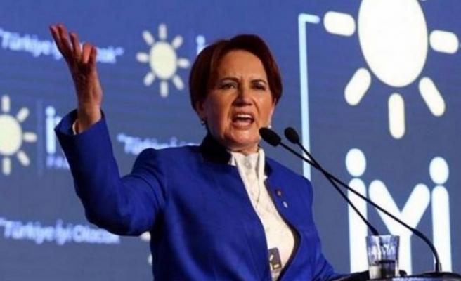 HDP-İYİ Parti arasındaki kavga iyice alevlendi! Akşener HDP oylarını yok saydı