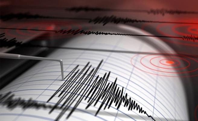 İran'da korkutan deprem