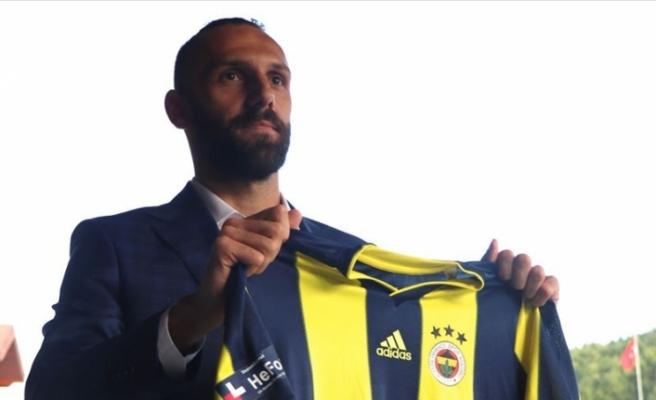 Fenerbahçe'nin yeni transferi Muric: İyi ki buradayım