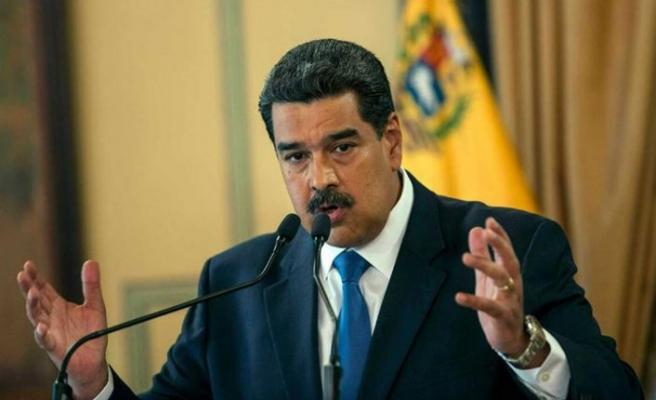 Maduro'dan Türkiye, Katar ve Rusya açıklaması