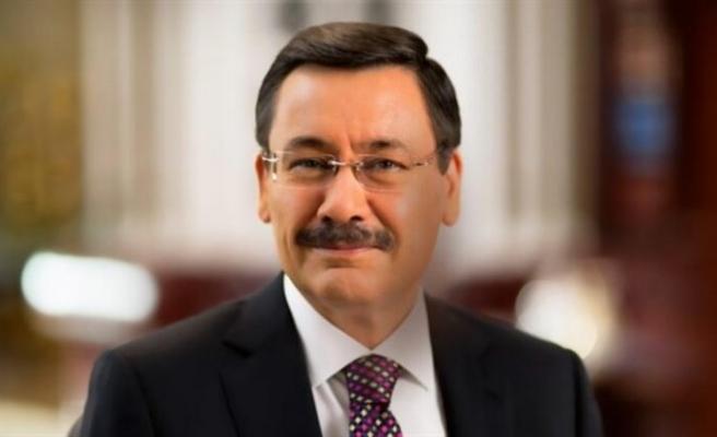 Melih Gökçek'ten CHP'li Belediyeye zam göndermesi