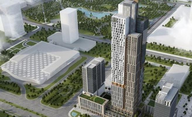 Orta Asya'nın en yüksek gökdeleni Türk şirketi tarafından yapılacak