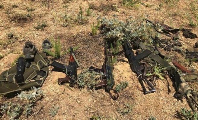 PKK'ya Hakkari'de bir darbe daha!
