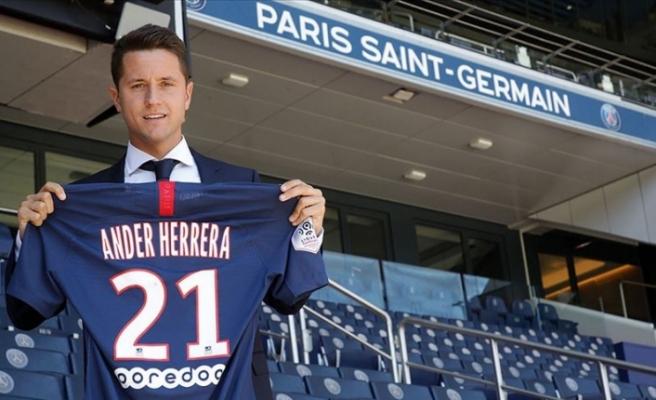 PSG Herrera'yı kadrosuna kattı